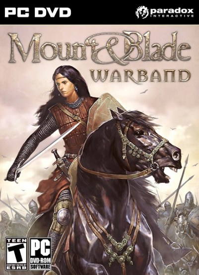 Mount & Blade Warband pc cover