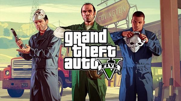 GTA 5 Update v1.33