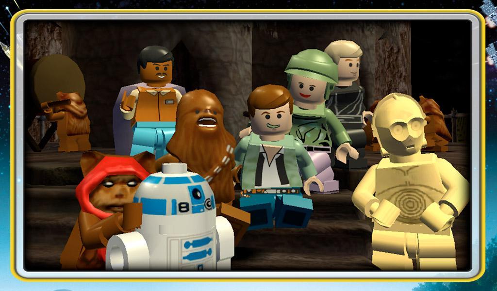 lego star wars tcs apk İndir  full android  oyun İndir