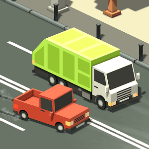 Blocky Traffic Racer Android