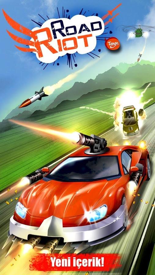 road riot hack apk android oyun club