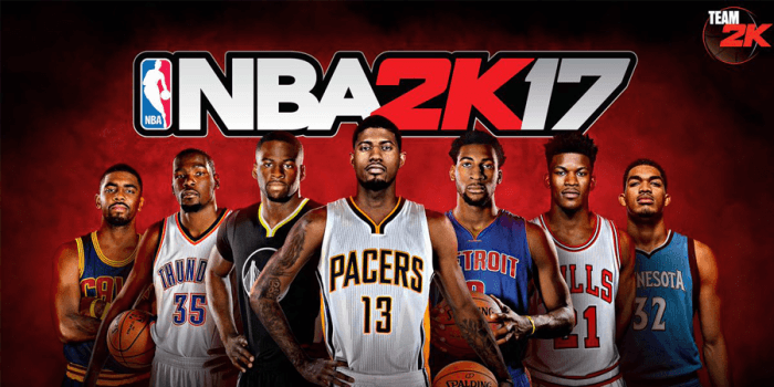 NBA 2K17 Update 1