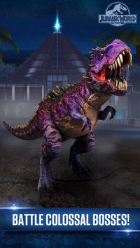 Jurassic World%E2%84%A2 The Game 3 - Download Jurassic World: The Game MOD APK v1.39.5