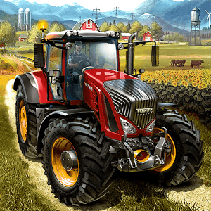 Farming Simulator 2017 Apk Indir cepde