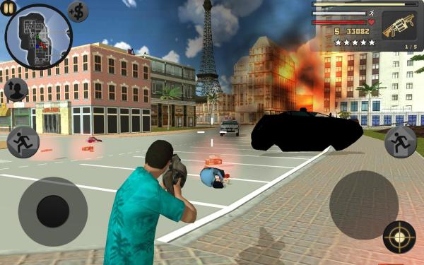 vegas crime simulator oyun indir club