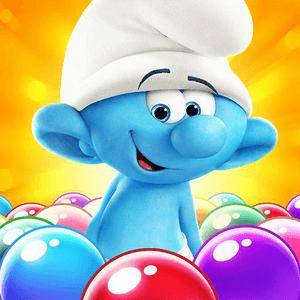 Smurfs Bubble Story APK
