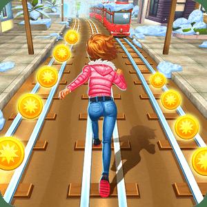 Subway Rush Runner APK