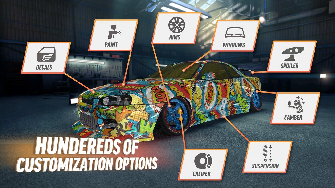 Drift Max Pro Apk İndir – Para Hileli Mod 2 2 0 | Oyun İndir