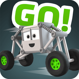 Rover Builder GO - Build, race, win! APK