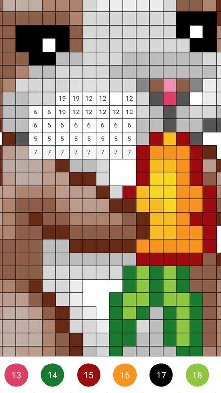 Sandbox Sayılarla Boyama Apk Indir Kilitsiz Full 023 Oyun