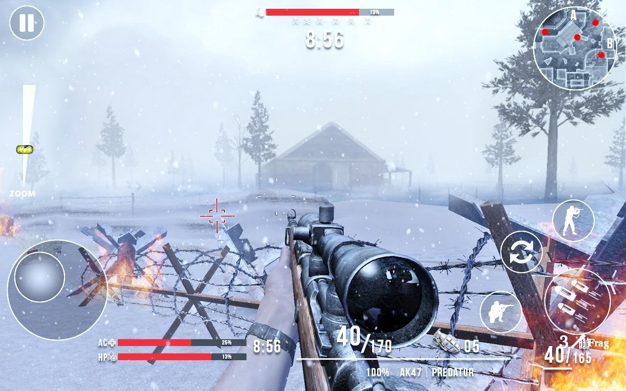 Call of Sniper WW2: Final Battleground Apk + Hileli MOD v3.1.8 indir