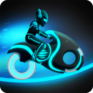 Bike Race Game: Traffic Rider Of Neon City