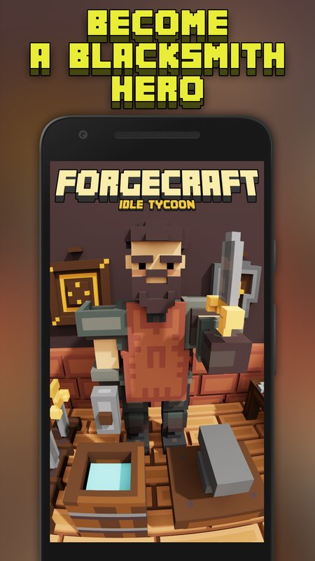 ForgeCraft Idle Tycoon Apk İndir – Alışveriş Hileli Mod 1 ...