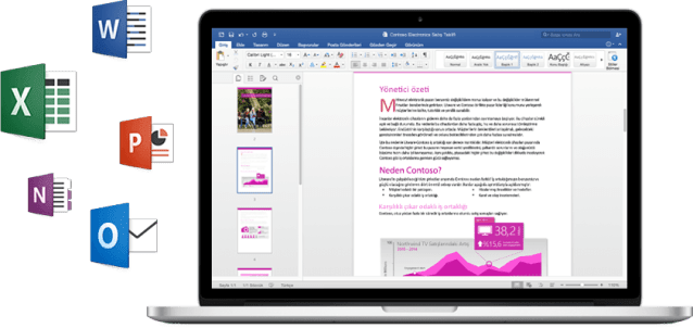 Microsoft Office 2016 Mac