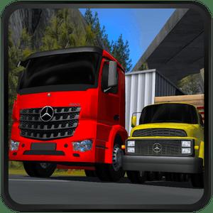Mercedes Truck Simulator
