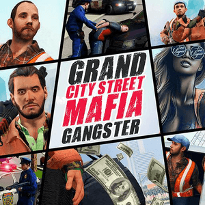 Grand City Street Mafia Gangster