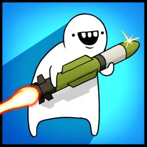 Missile Dude RPG Tap Tap Missile