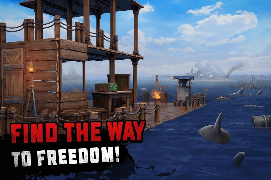 raft wars 2 apk android oyun club