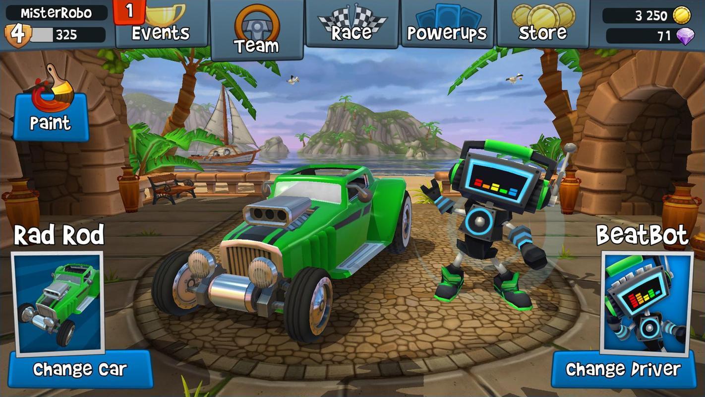 Beach Buggy Racing 2 Apk İndir – Elmas Hileli Mod 1.6.5 ...