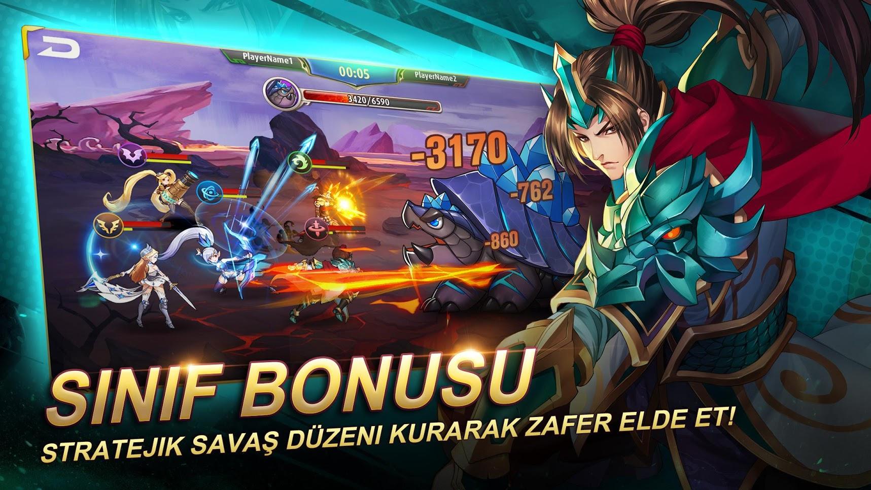 Mobile Legends: Bang Bang Apk İndir v1.5.52.6041