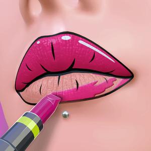 Lip Art 3D