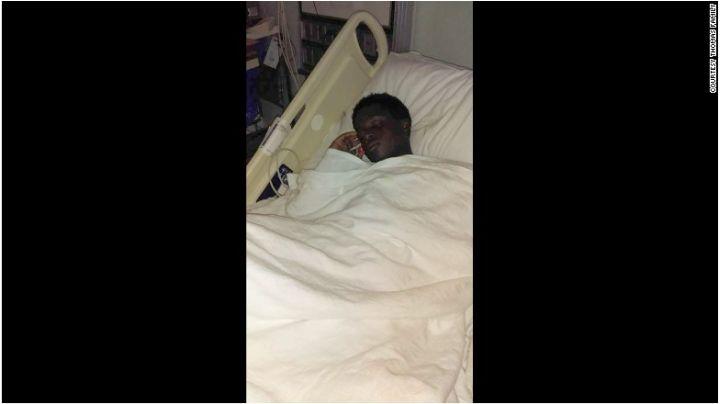 georgia teen loses leg - body slam
