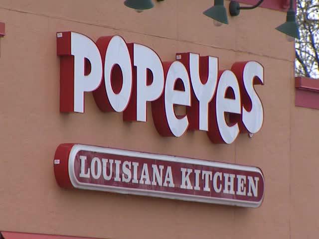 KC Man Raises Money for Popeyes Worker-s Education_83885115