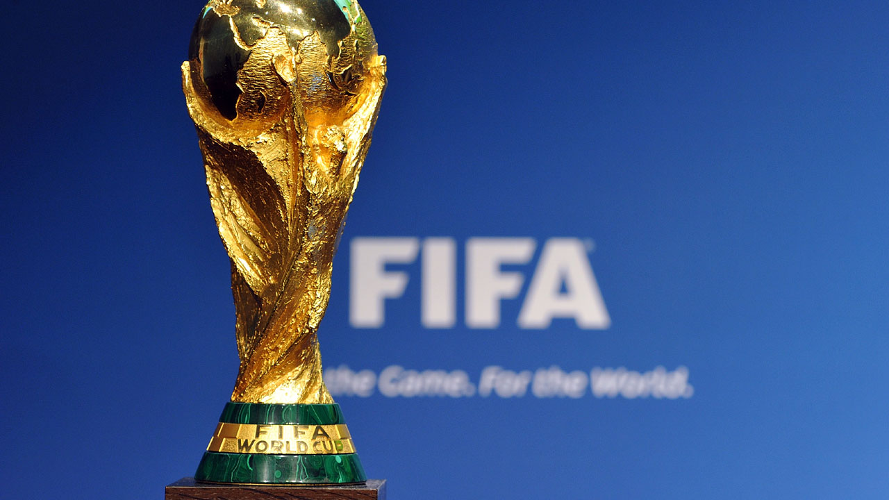 FIFA World Cup trophy16698544-159532