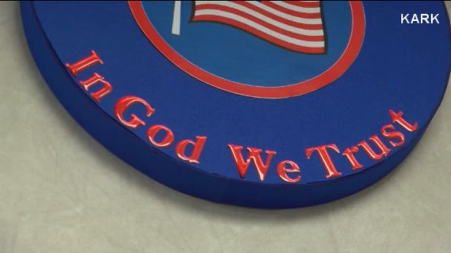 "South Dakota will require ""In God We Trust"" signs in all"