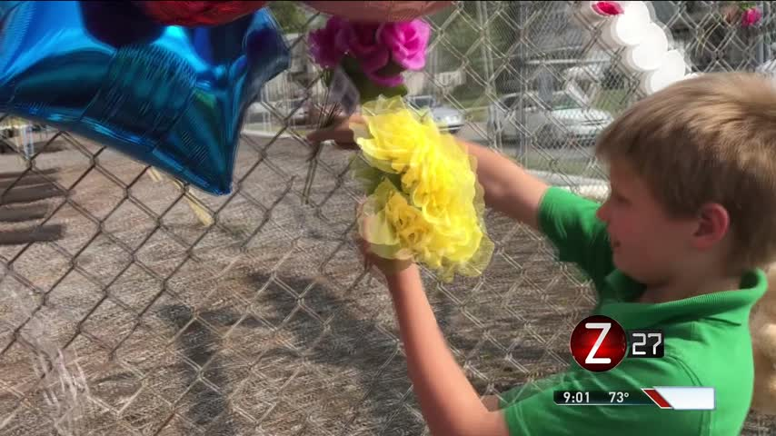 Classmates Remember Killed Campbell Elementary Student_63306881