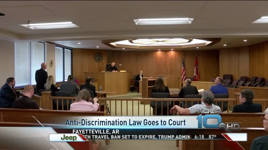 Fayetteville City Ordinance to Protect LGBTQ Community to St_01900555