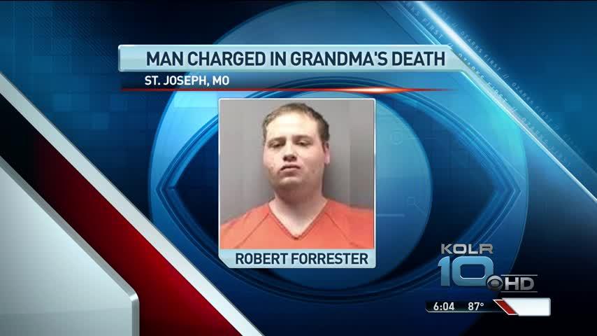 Man Accused of Killing Grandmother_83674800