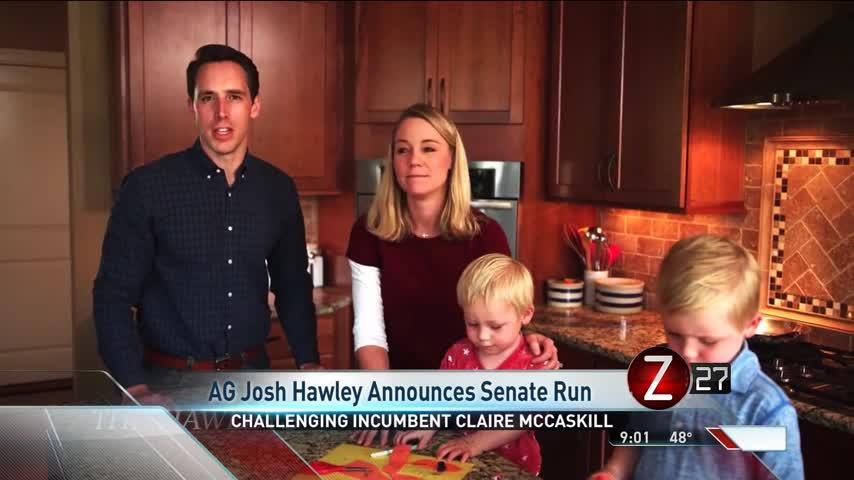 AG Josh Hawley Announces U-S- Senate Run_36405093