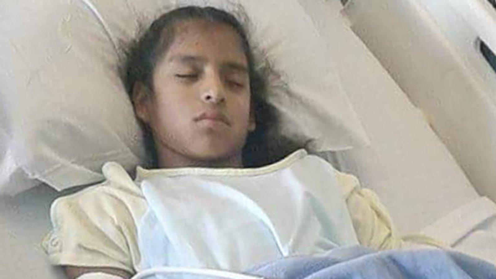 Rosa Maria Hernandez, cerebral palsy, undocumented, gallbladder surgery18696689-159532