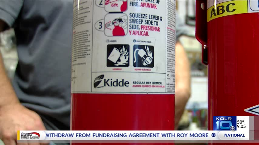 Springfield Fire Department Handed Out Recalled Extinguisher_91460640