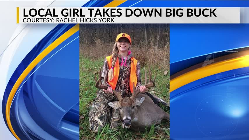 Teen Snags 13-Point Buck_92158610