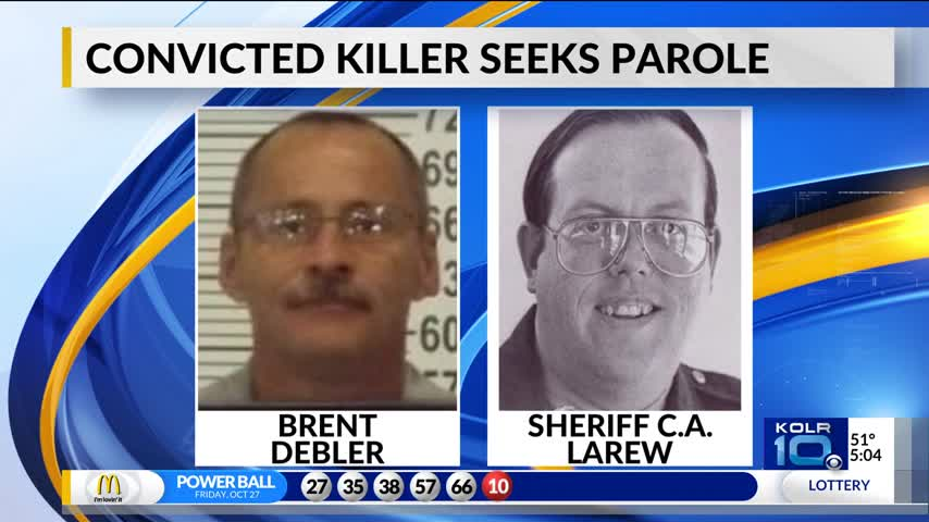 Debler seeks parole_00656437
