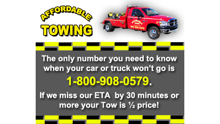 Affordable Towing - Fleet Service