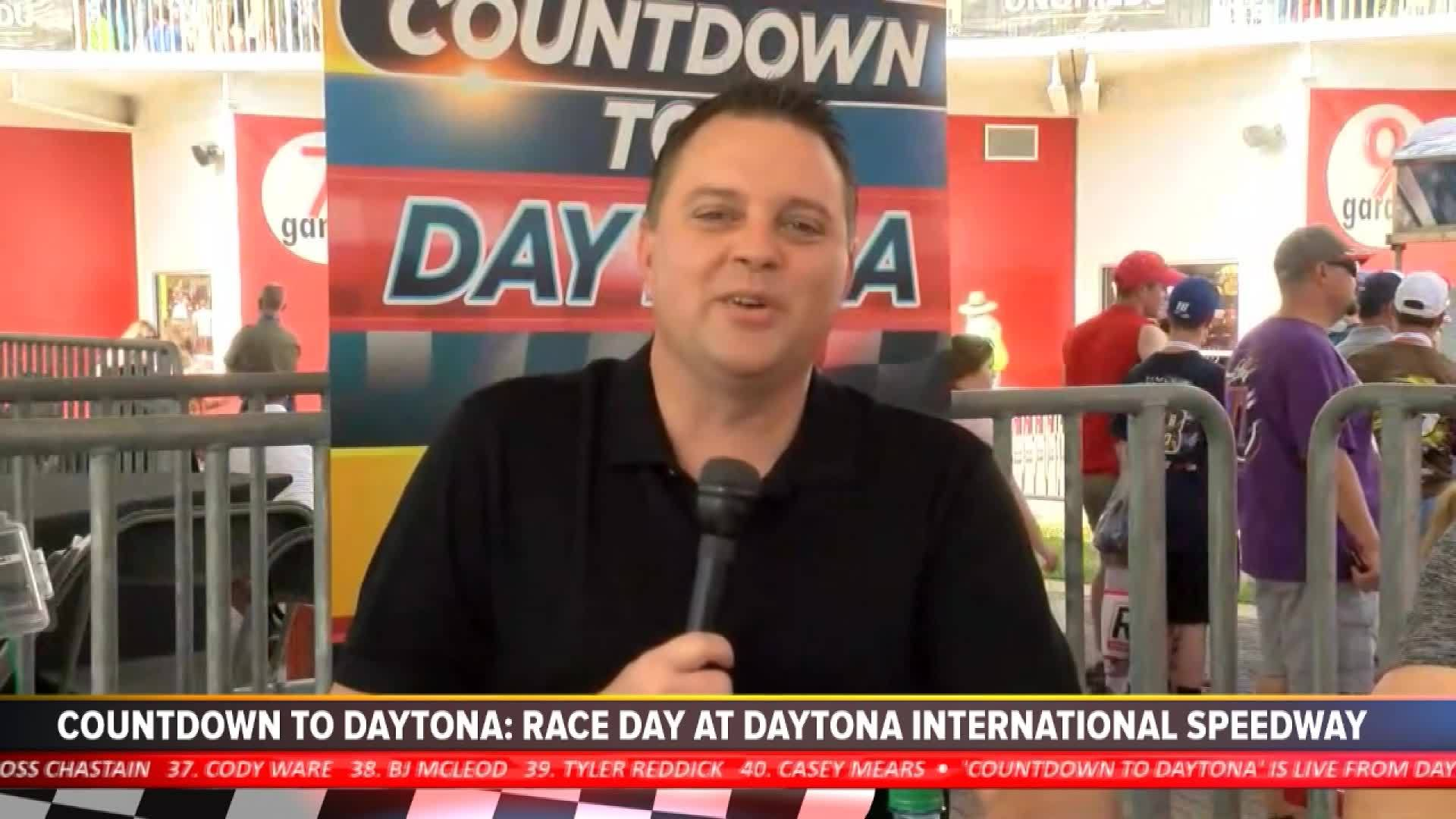 'Countdown to Daytona' Live: Drivers on what it means to win the Big Race