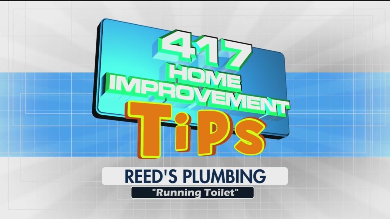 Reeds Plumbing - 417 Home Improvement Tips - Running Toliet
