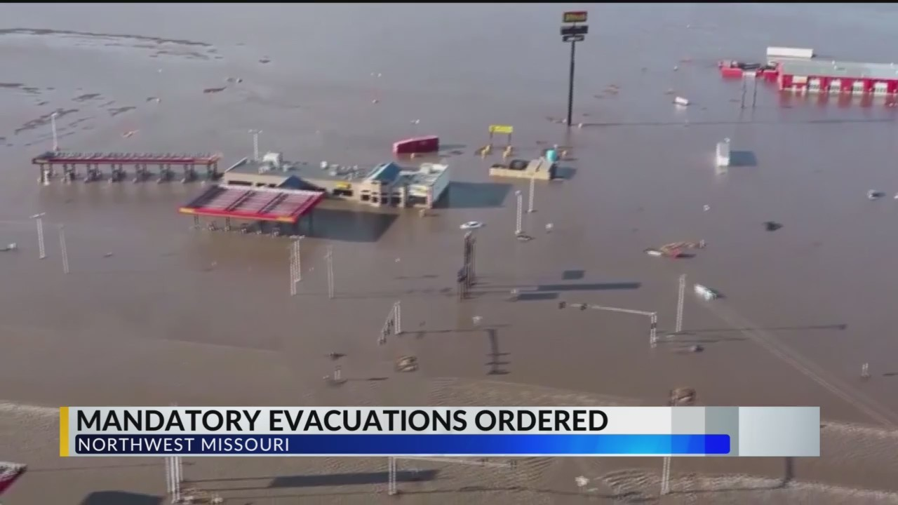 More Towns Evacuate Amid Flooding on Missouri River