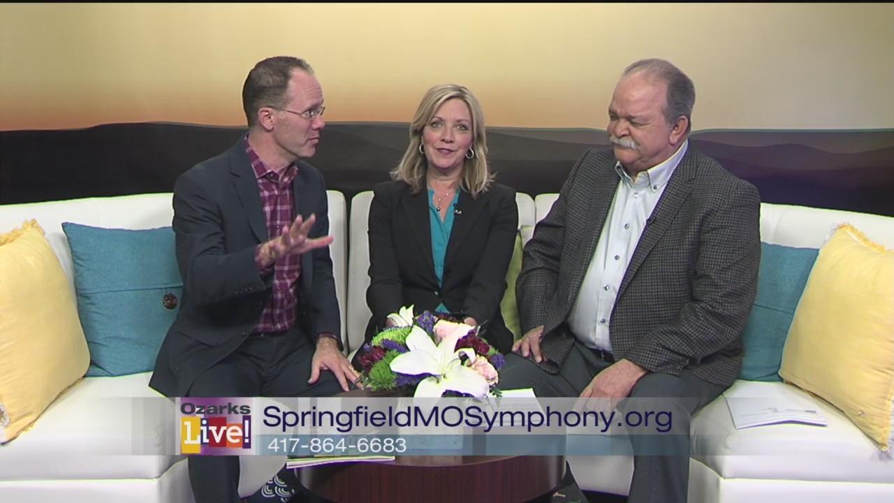 Springfield Symphony - 3/19/19