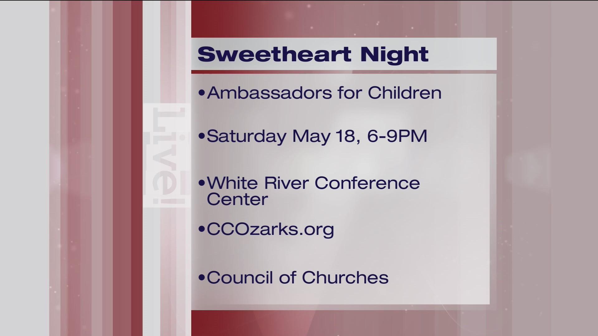 Ambassadors for Children - Council of Churches - 4/24/19