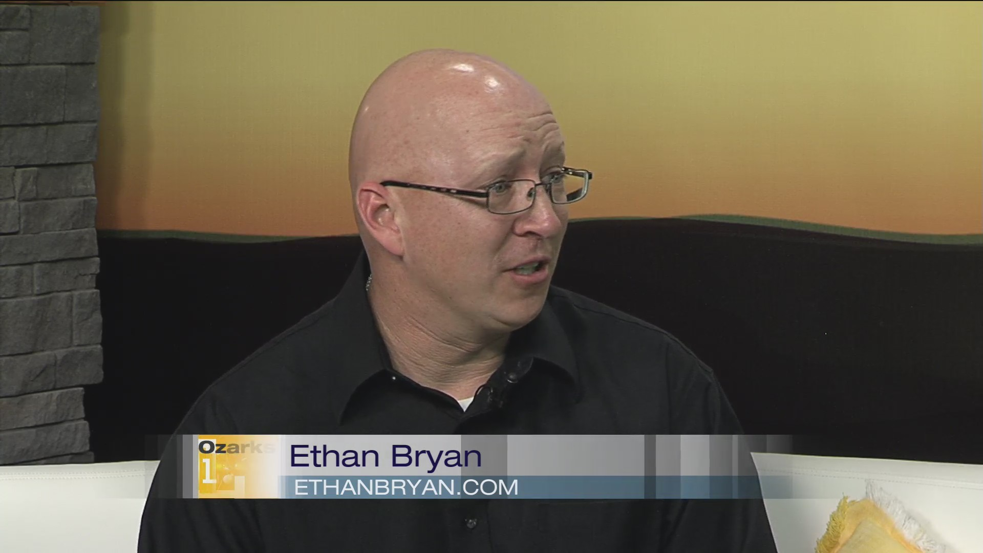Ethan Bryan on Ozarks Live!  - 4/19/19