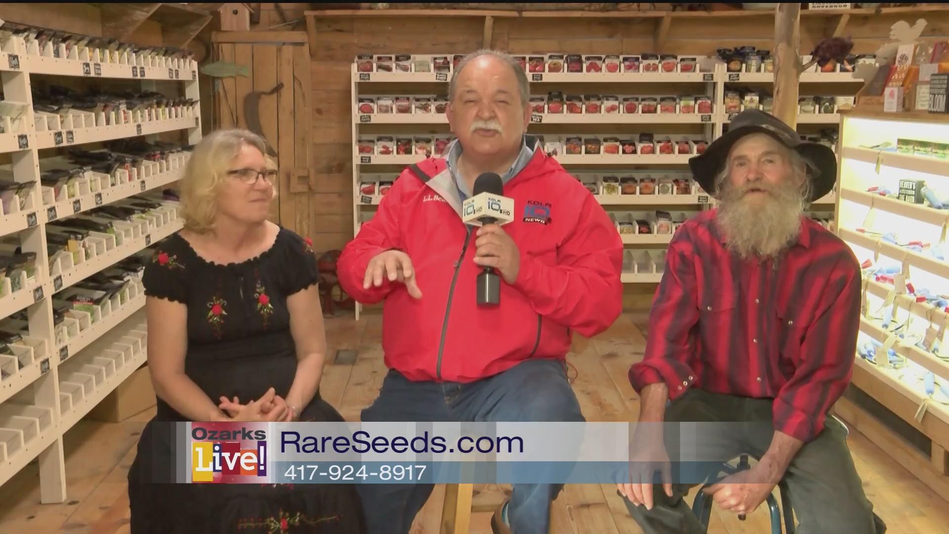 Baker Creek Heirloom Seed Company - 5/13/19