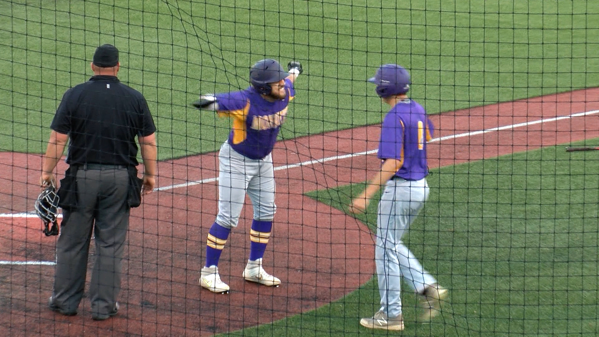 Monett Baseball (May 21, 2019)