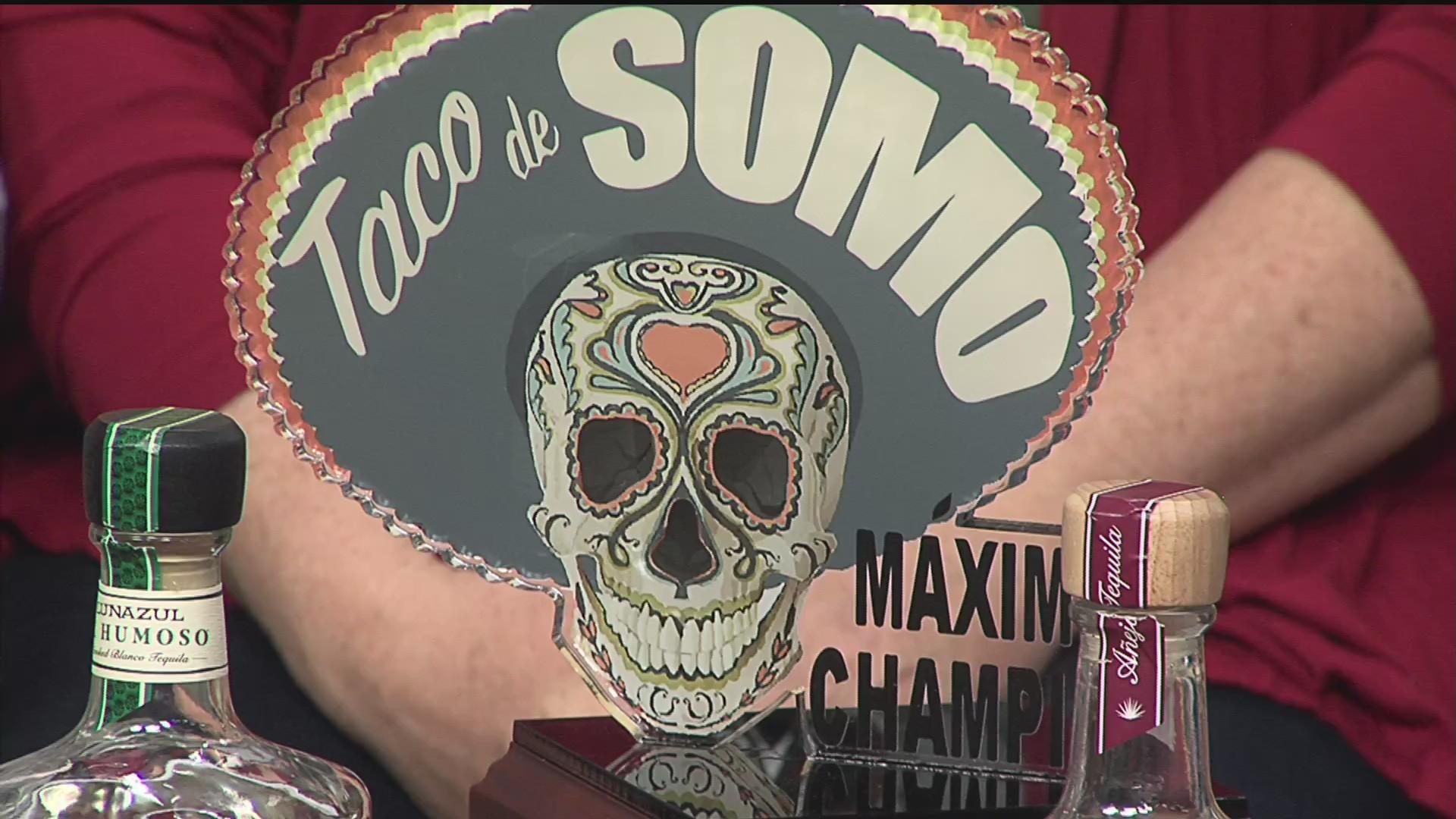 Taco de SOMO - Developmental Center of the Ozarks - 5/16/19