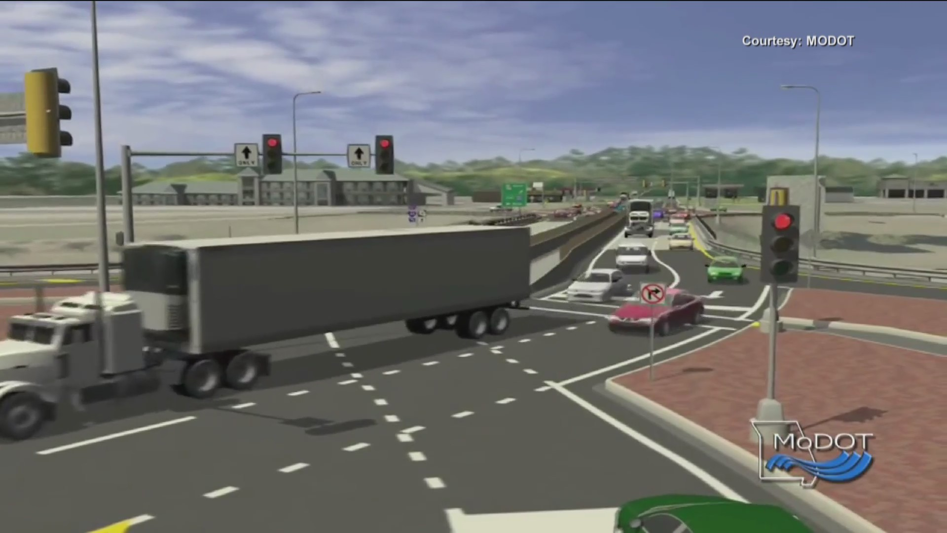 Traffic Tuesday: The Diverging Diamond Interchange