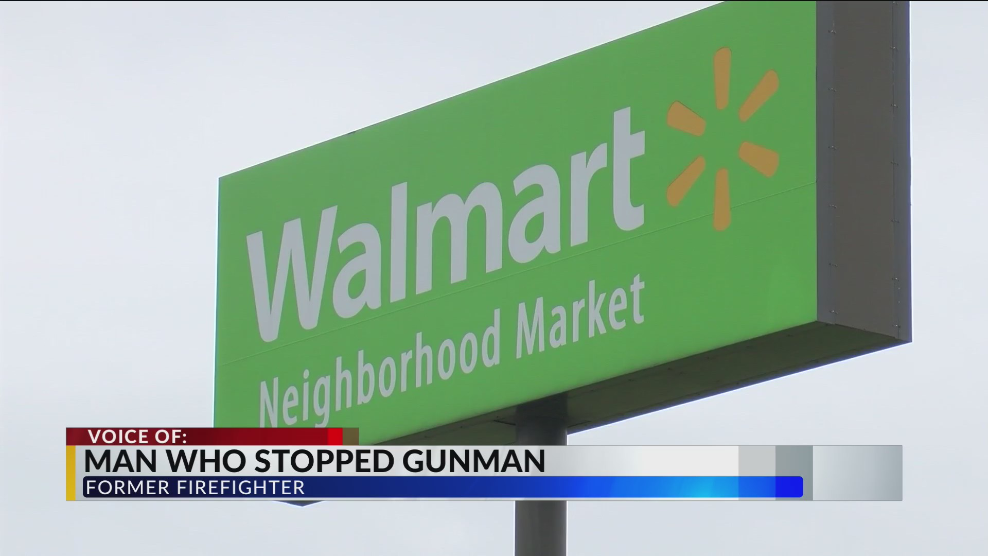 Armed man at Walmart charged with making a terrorist threat | KOLR