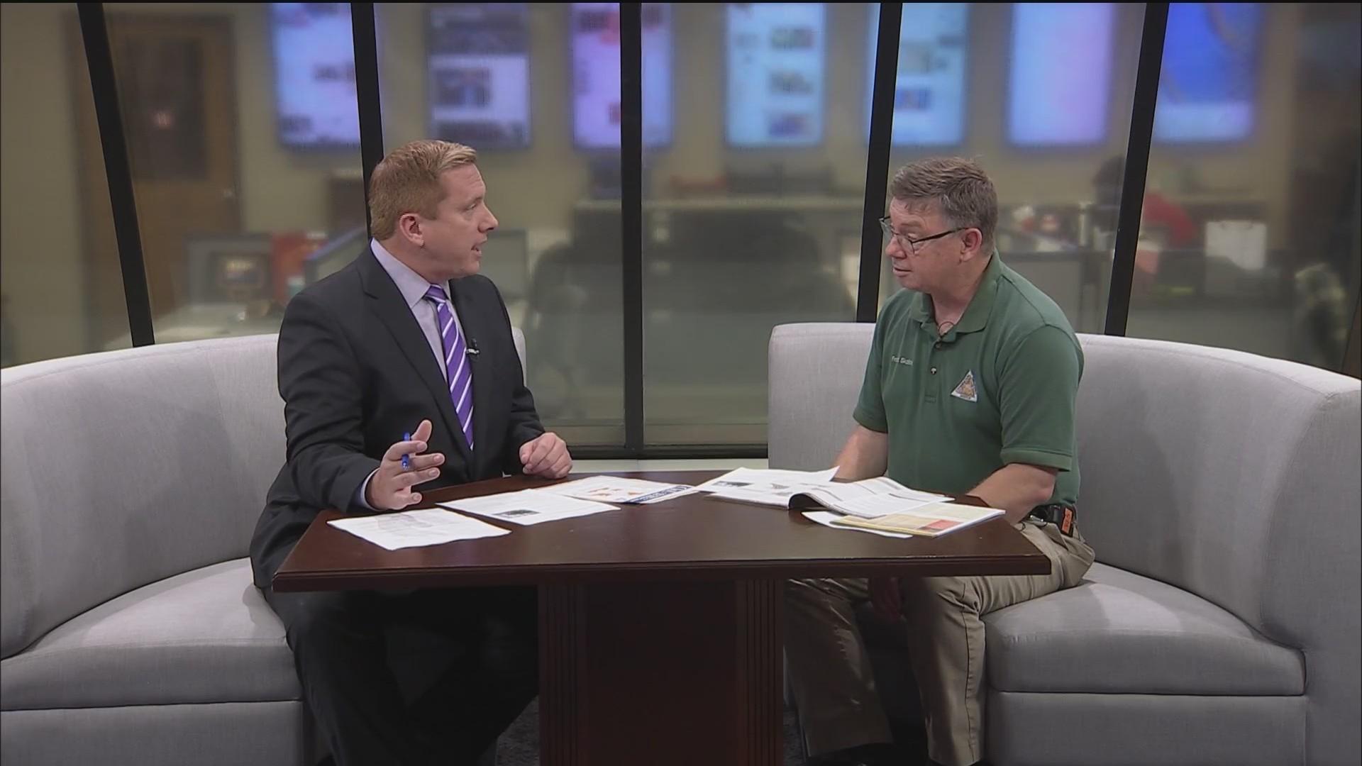 Springfield and Branson Missouri News & Weather
